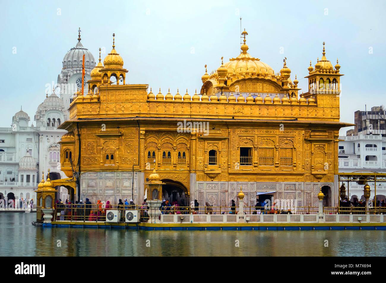 Sikh Gurdwara Stock Photos & Sikh Gurdwara Stock Images ...