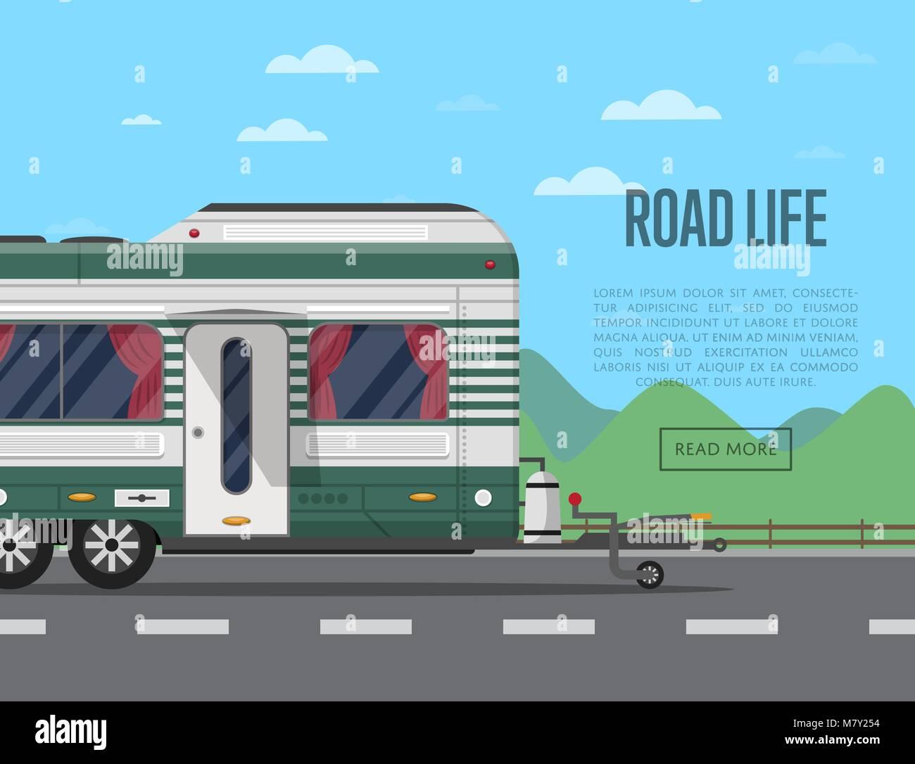 Trailer Park Life Stock Vector Images - Alamy on small town life, carnival life, beach life, trailer trash family, family life, bar life,