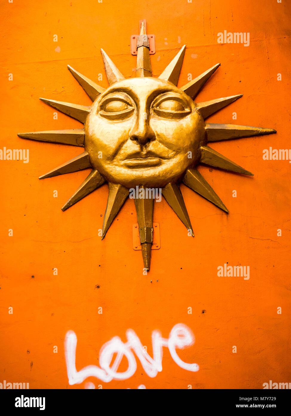 The Rising Sun Arts Centre, Reading, Berkshire, England. - Stock Image