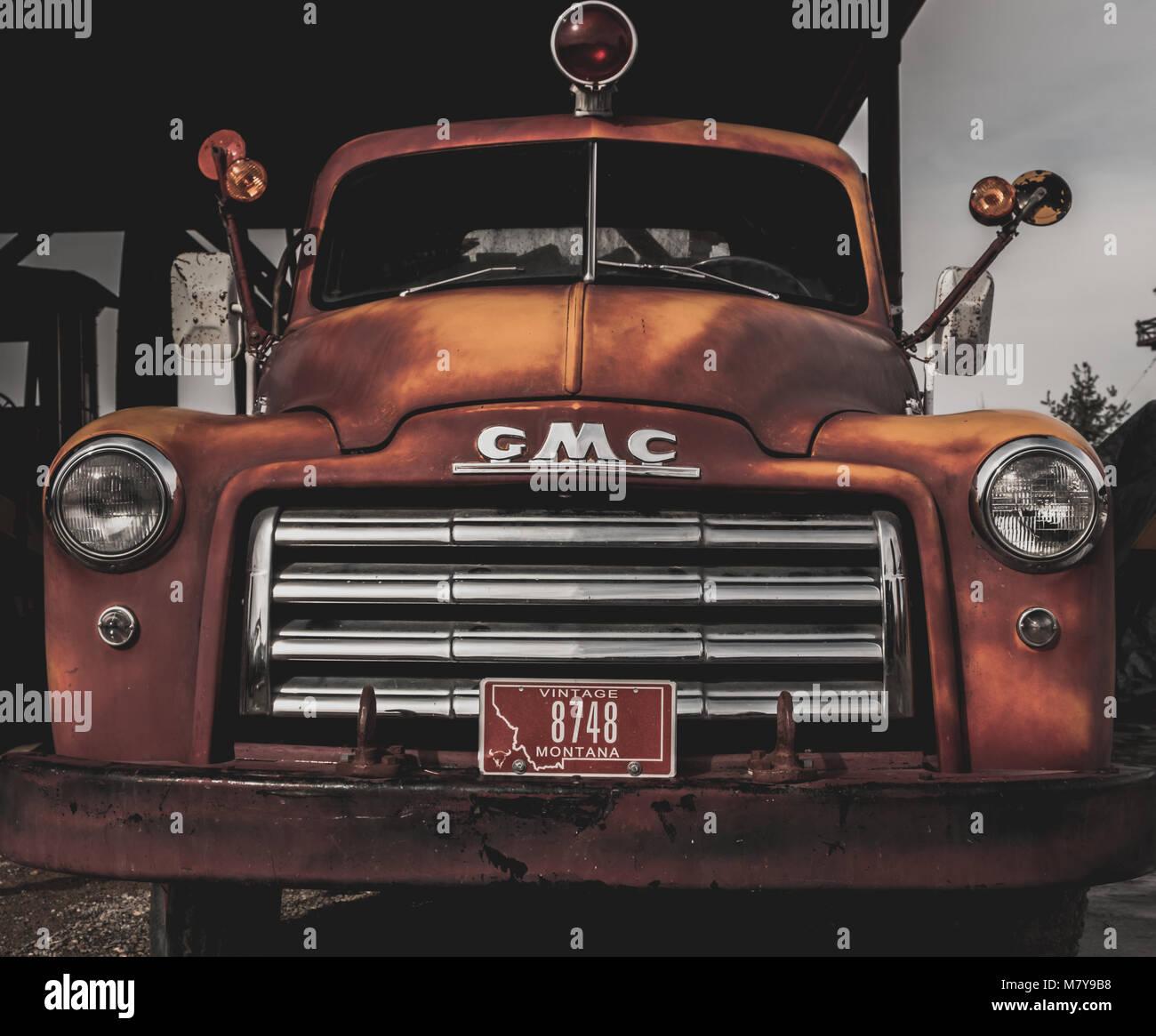 Diamond Auto Group Is A Auburn Buick Chevrolet Gmc: Truck Classic 1940s Stock Photos & Truck Classic 1940s