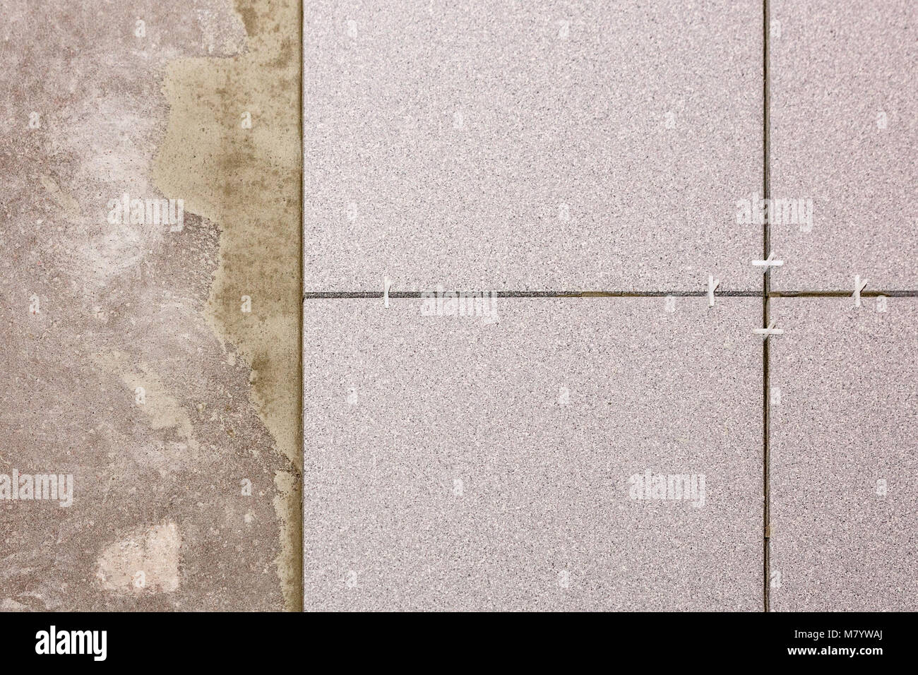 Ceramic Tiles Laying Stock Photos Ceramic Tiles Laying Stock