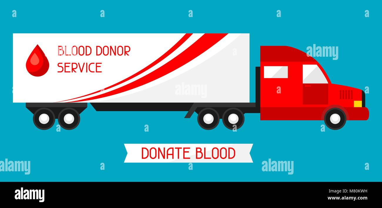 The history of blood transfusion. Blood transfusion station. Honorary donor