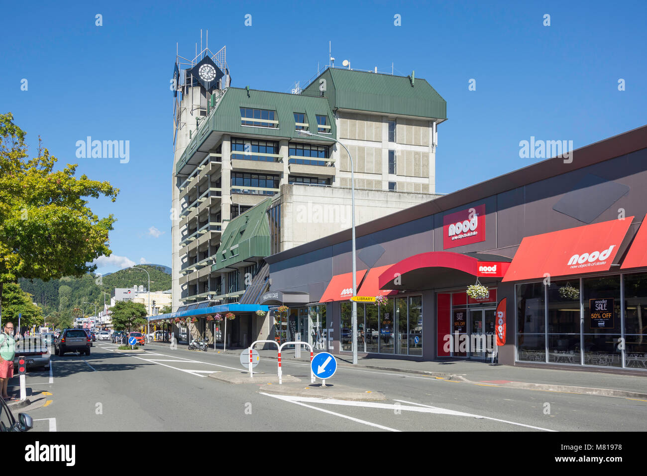 Nelson City New Zealand High Resolution Stock Photography And Images Alamy