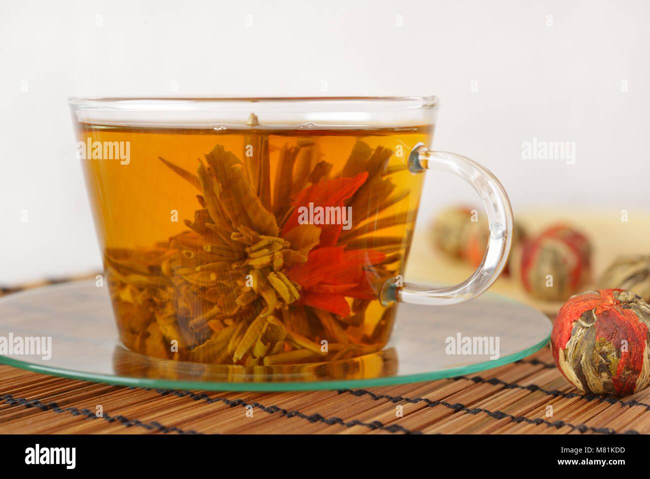 Green Tea Lily Stock Photos Green Tea Lily Stock Images Alamy