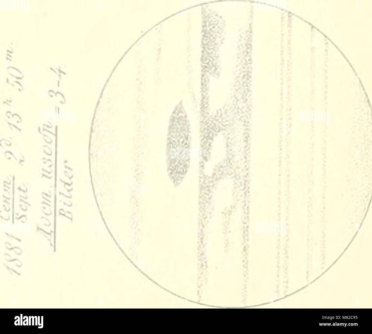 Bulletin de l'Acadmie impriale des sciences de St.-Ptersbourg (20431283935) Stock Photo