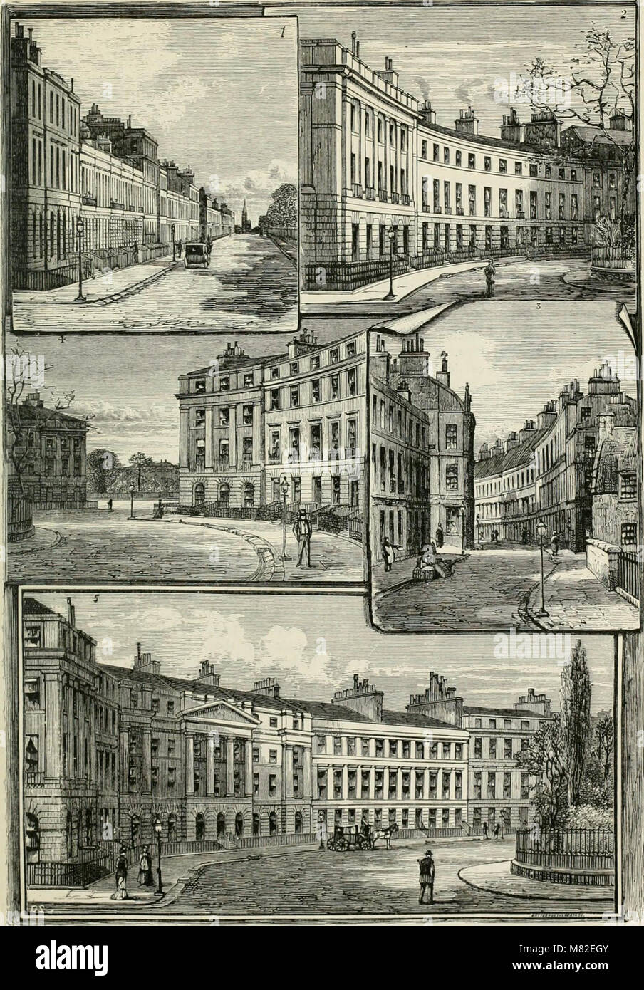 Cassell's Old and new Edinburgh- its history, its people, and its places (1881) (14780669721) Stock Photo