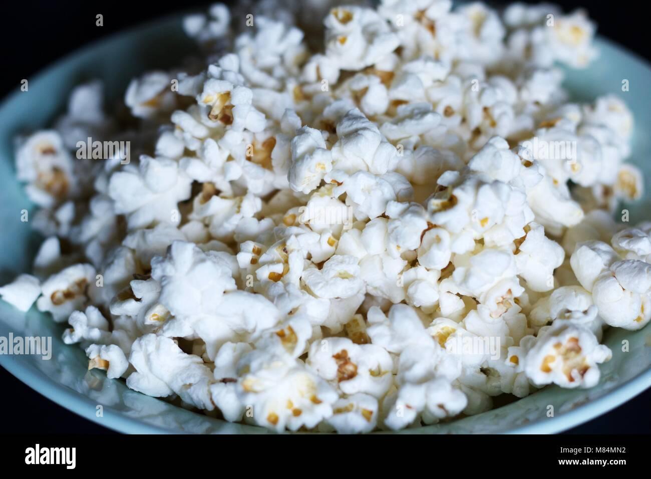 Popcorn - Stock Image