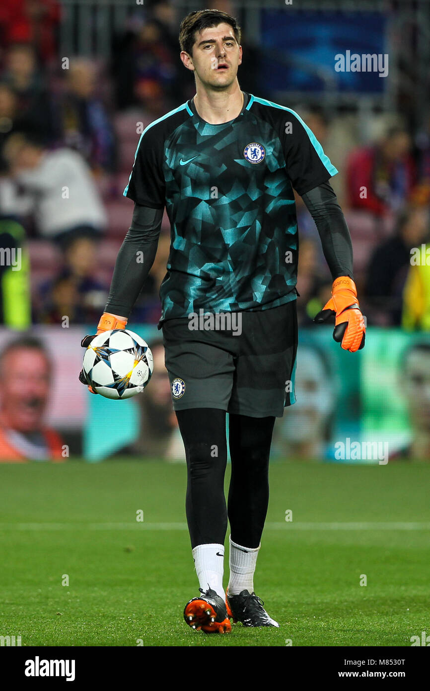 Thibaut Courtois Chelsea Stock Photos Thibaut Courtois Chelsea