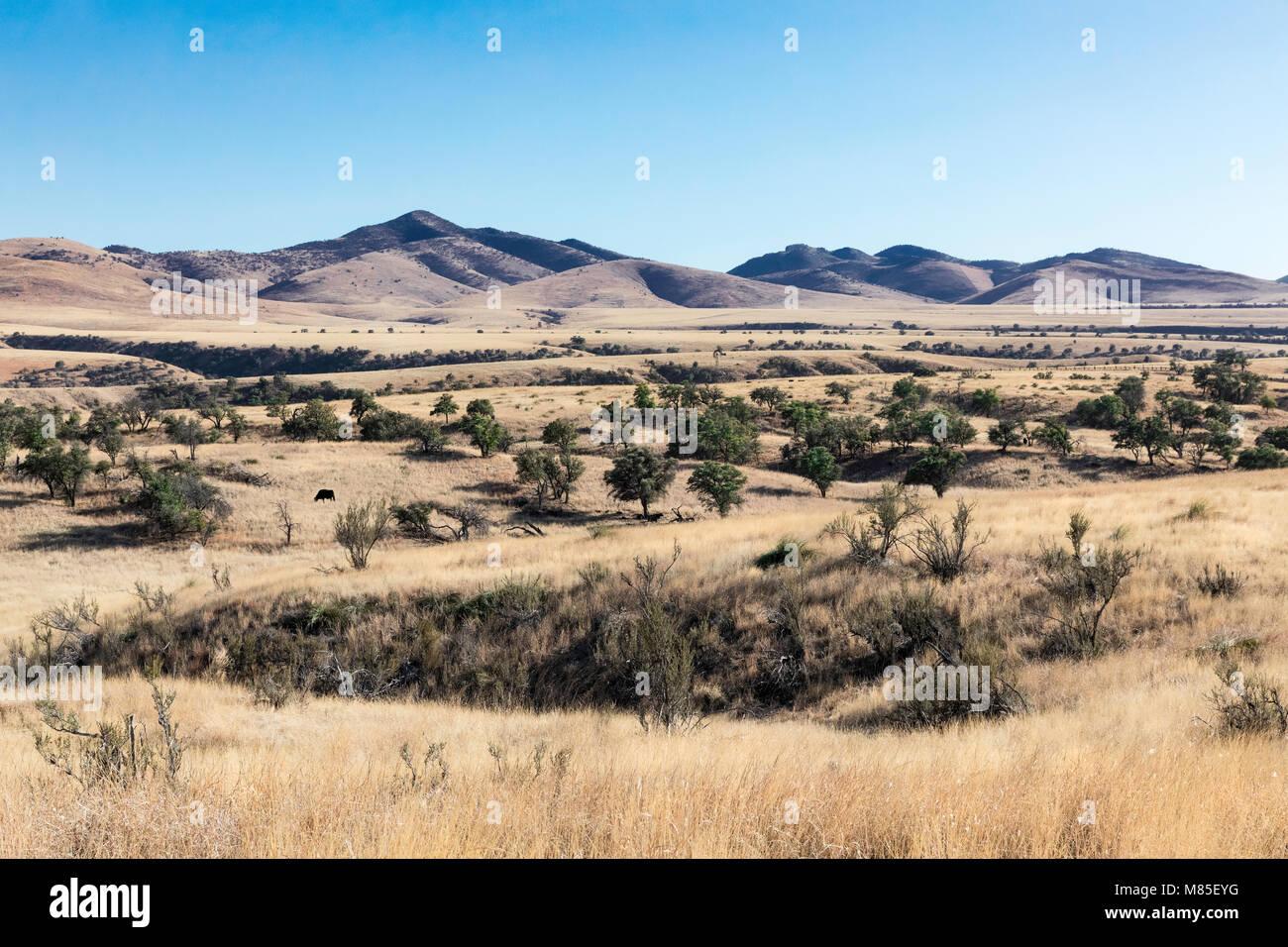 Scenic Cochise County, Southeastern Arizona - Stock Image