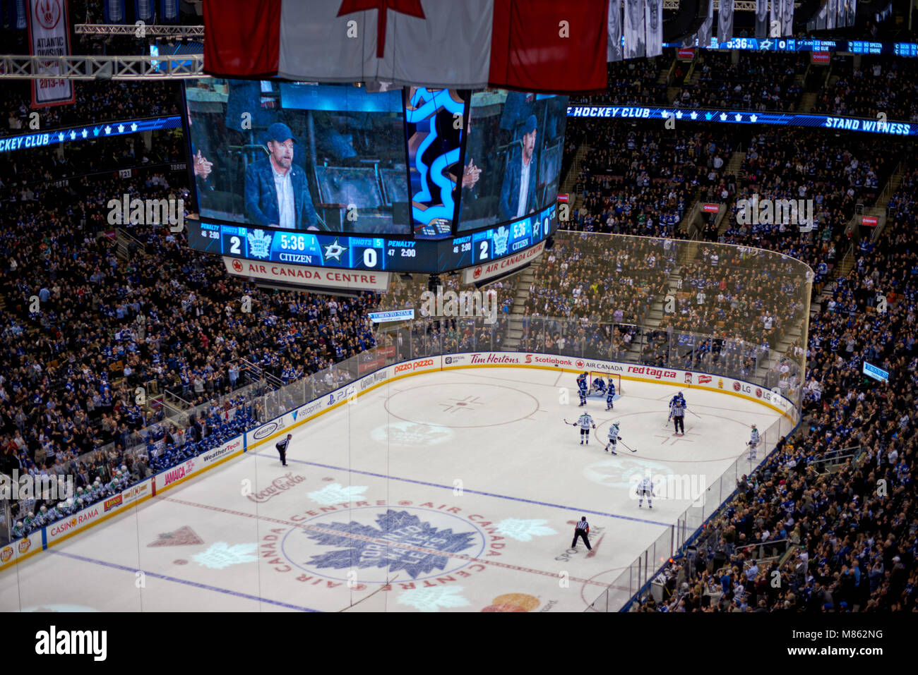 Toronto Maple Leafs Stock Photos   Toronto Maple Leafs Stock Images ... cd59028a4