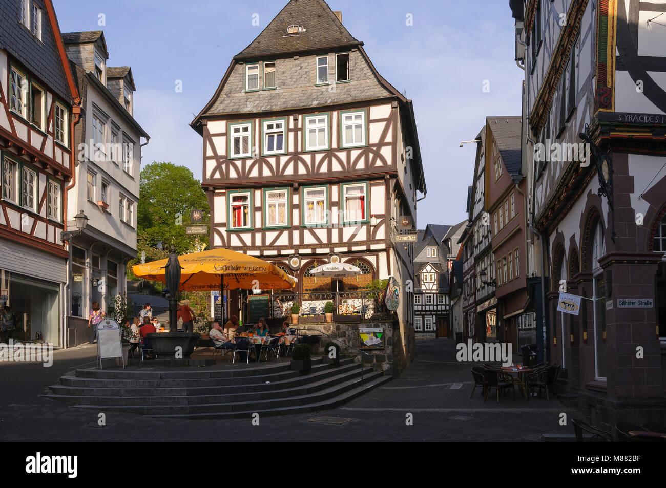 Wetzlar Germany Altstadt Stock Photos & Wetzlar Germany Altstadt ...