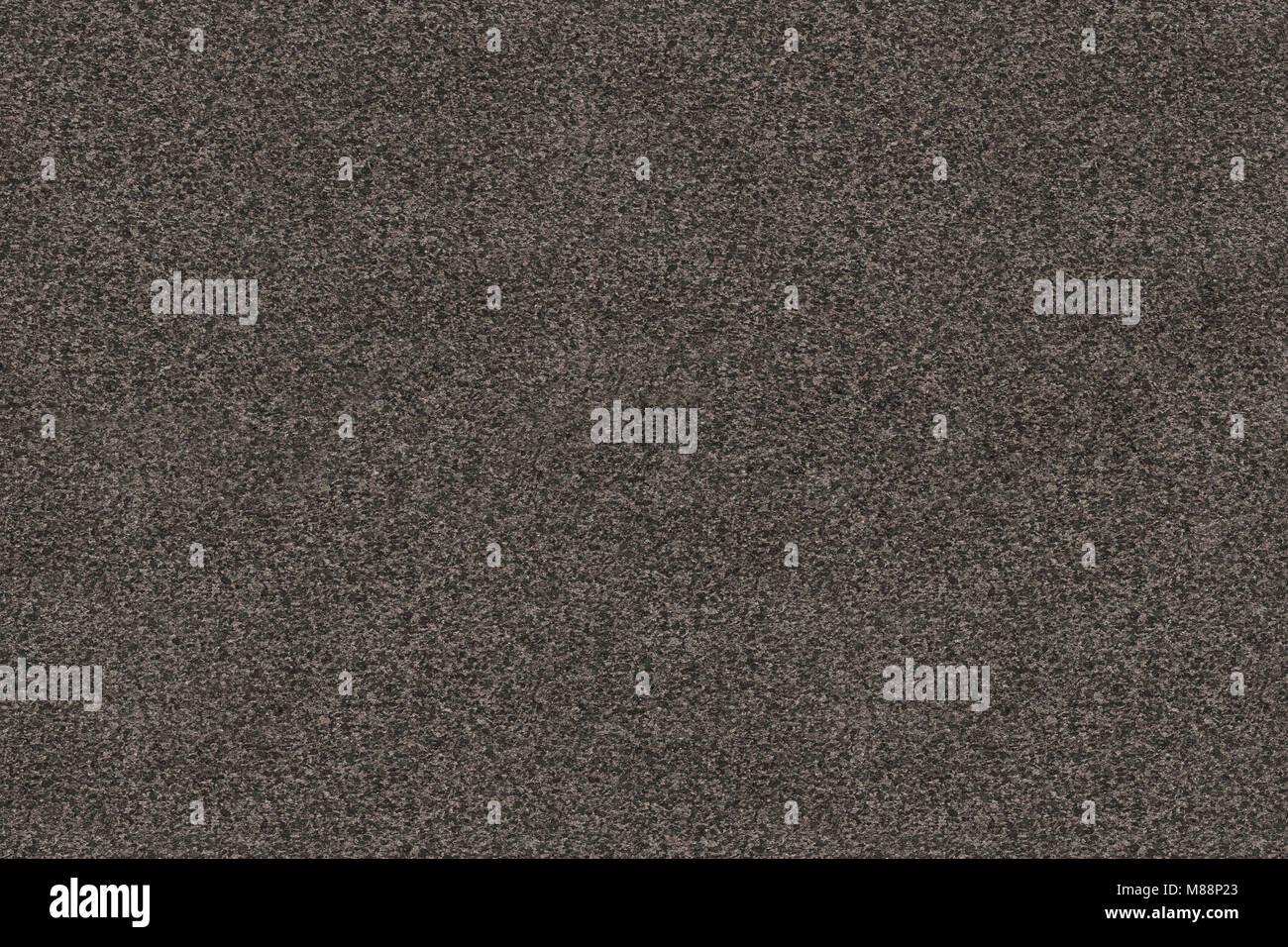 granite wallpaper in brown color - Stock Image
