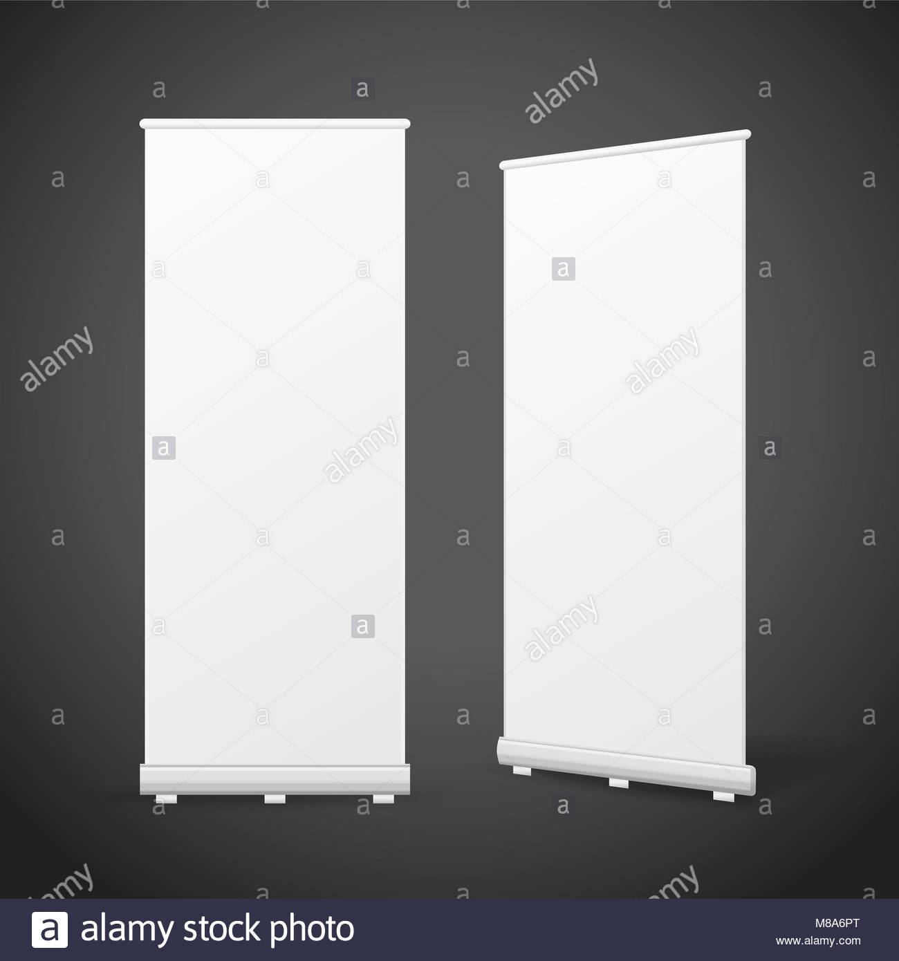 Pull Up Banner Stock Photos & Pull Up Banner Stock Images - Alamy