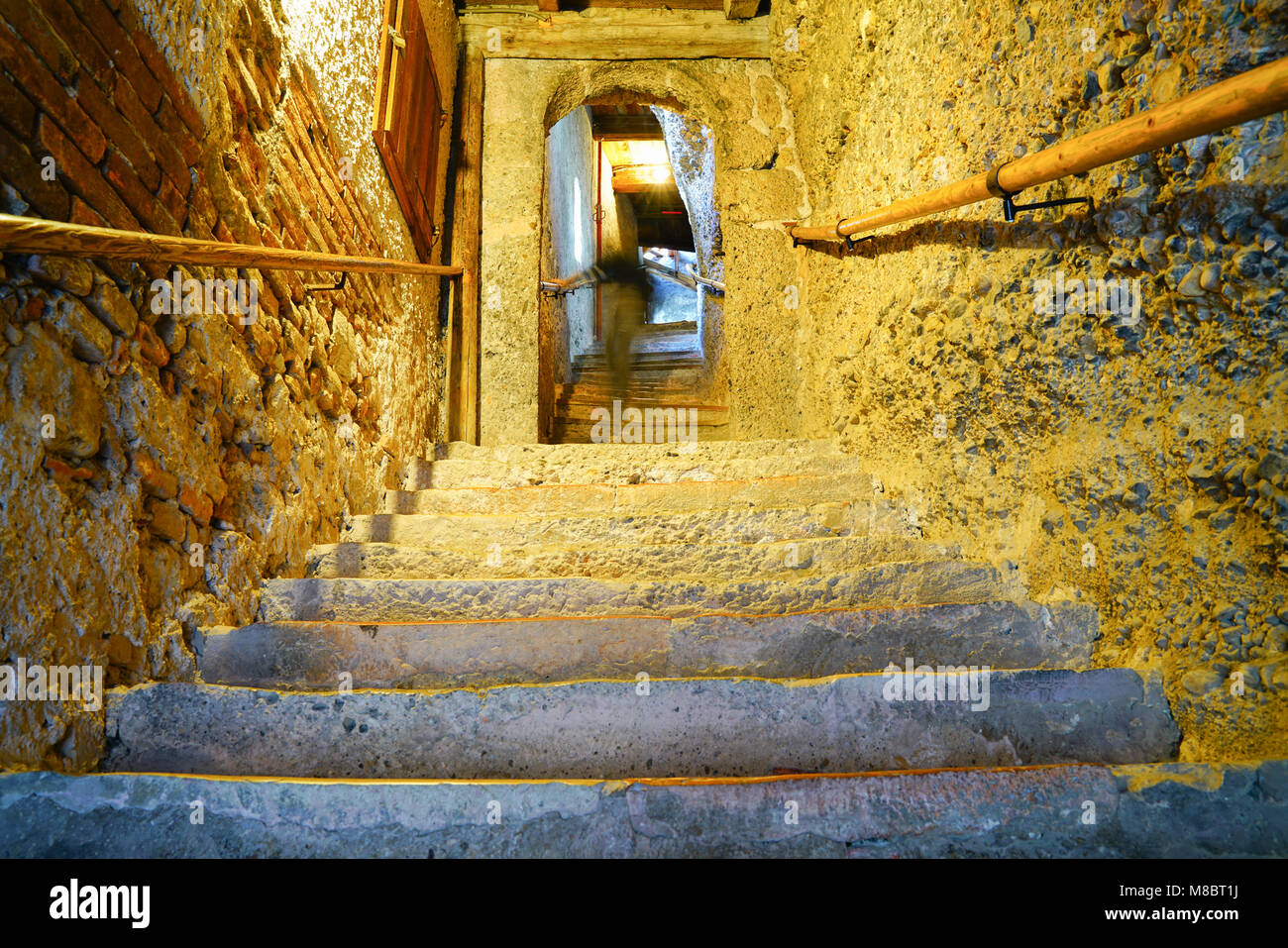 Stone Handrails Stock Photos & Stone Handrails Stock Images - Alamy