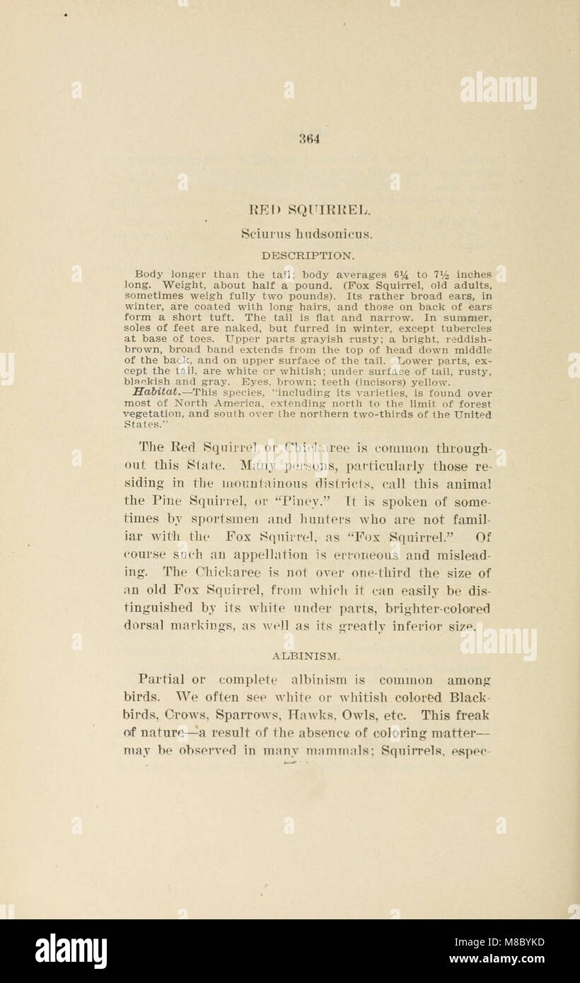 Diseases and enemies of poultry (1897) (14750608562) - Stock Image