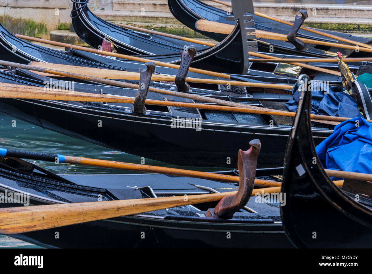 Impressionen aus Venedig Stock Photo