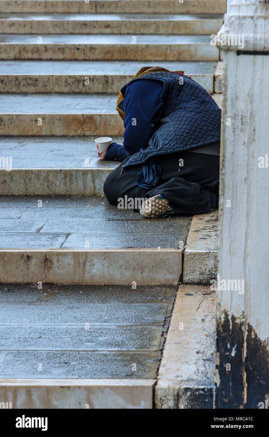 Impressionen aus Venedig - Stock Image