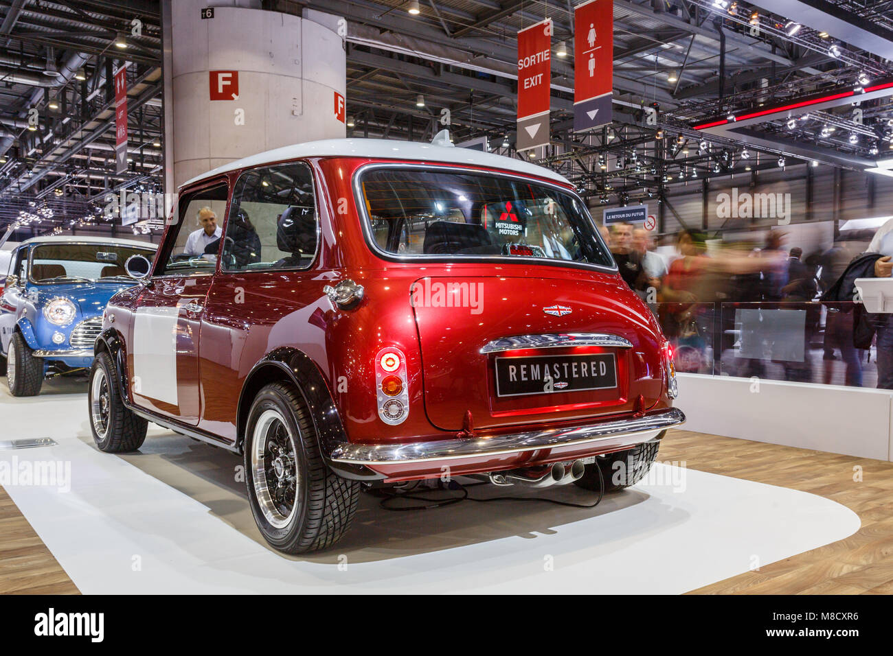 Mini Car Show Stock Photos Mini Car Show Stock Images Alamy