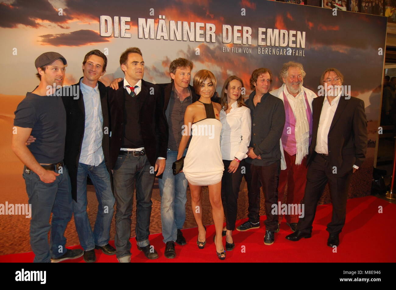 BAI LING 'Die Männer der Emden' - Weltpremiere. 01.06.2012, Lichtburg, Essen - Stock Image