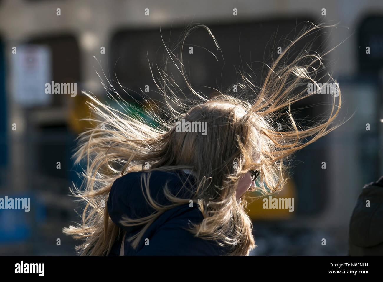 Il Freddo Quando Arriva hair raiser stock photos & hair raiser stock images - alamy