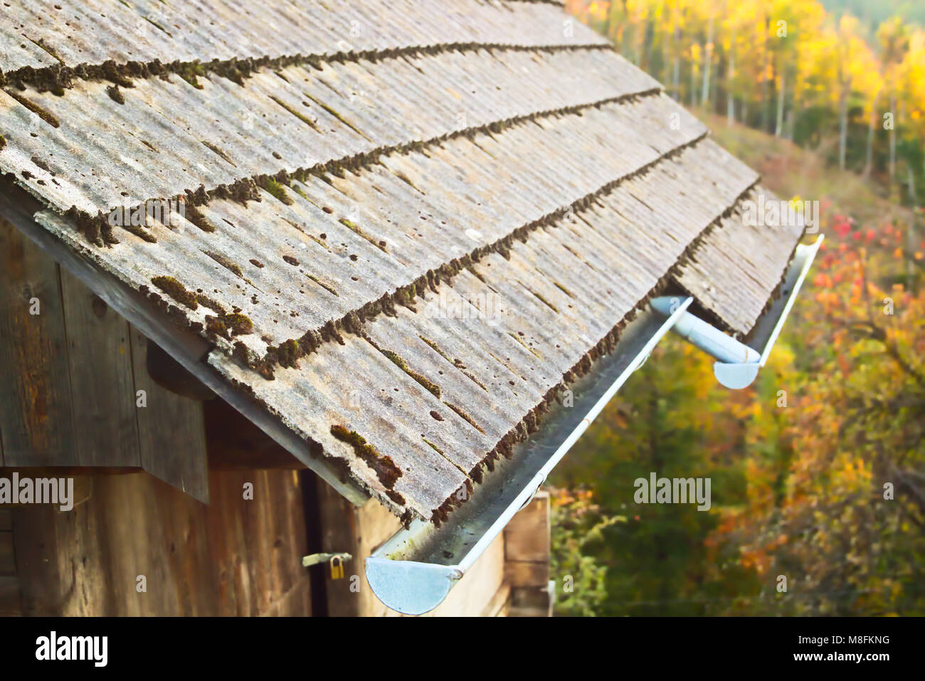 Asbestos Roofing Stock Photos Amp Asbestos Roofing Stock