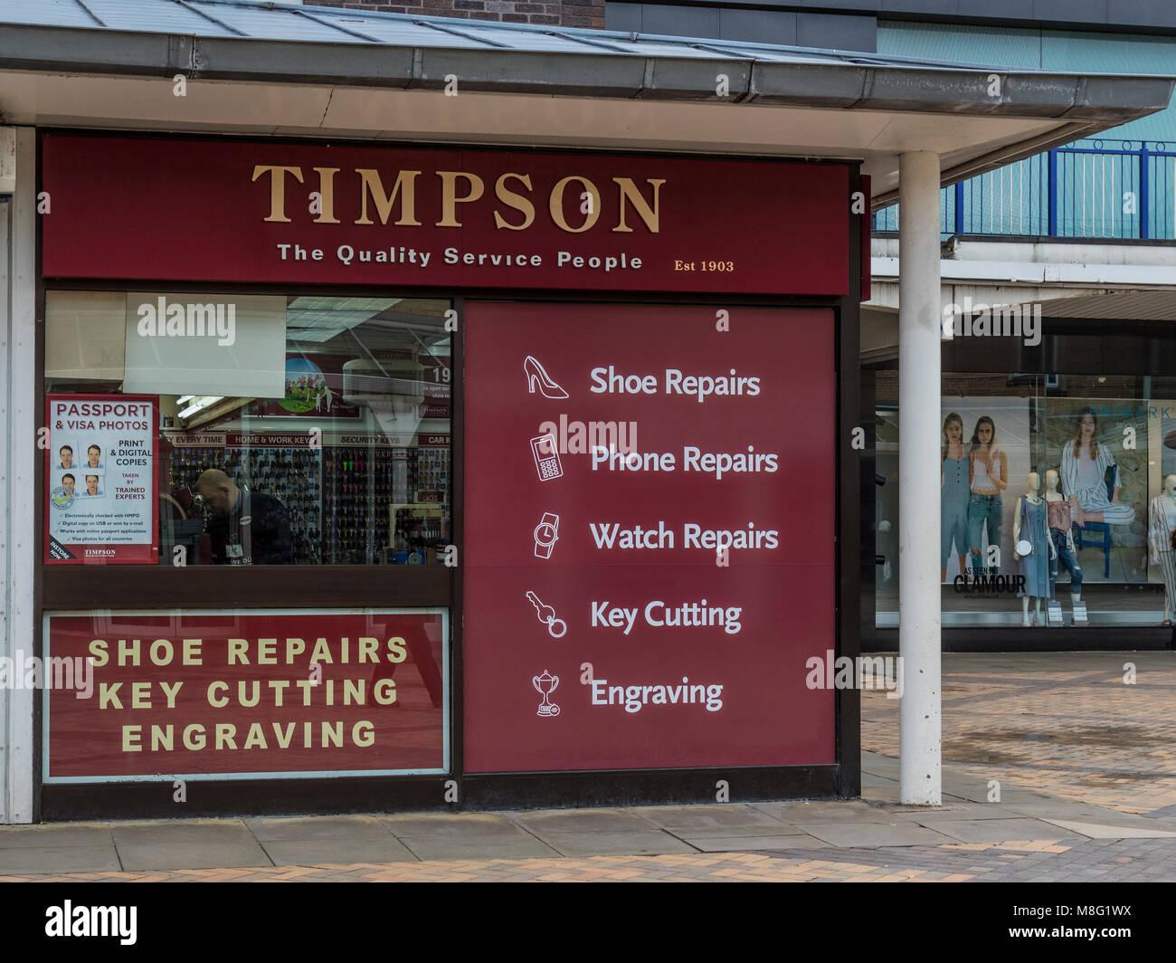 Chichester Shoe Repairs