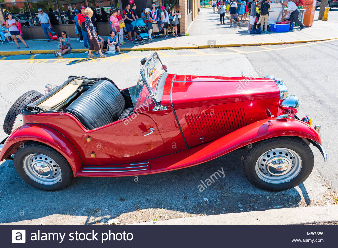 Mg Car Company Stock Photos & Mg Car Company Stock Images - Alamy