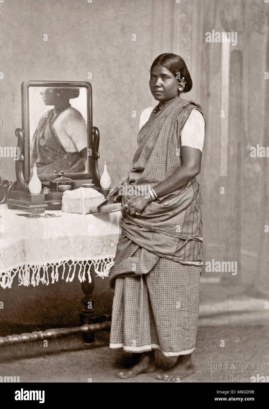 Indian maid servent-8054