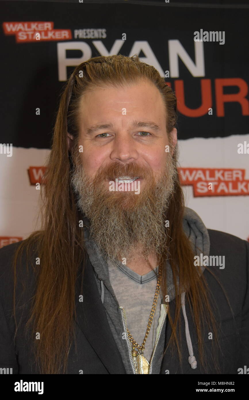 Sons of anarchy stock photos sons of anarchy stock images alamy mannheim germany march 17 actor ryan hurst sons of anarchy at kristyandbryce Choice Image