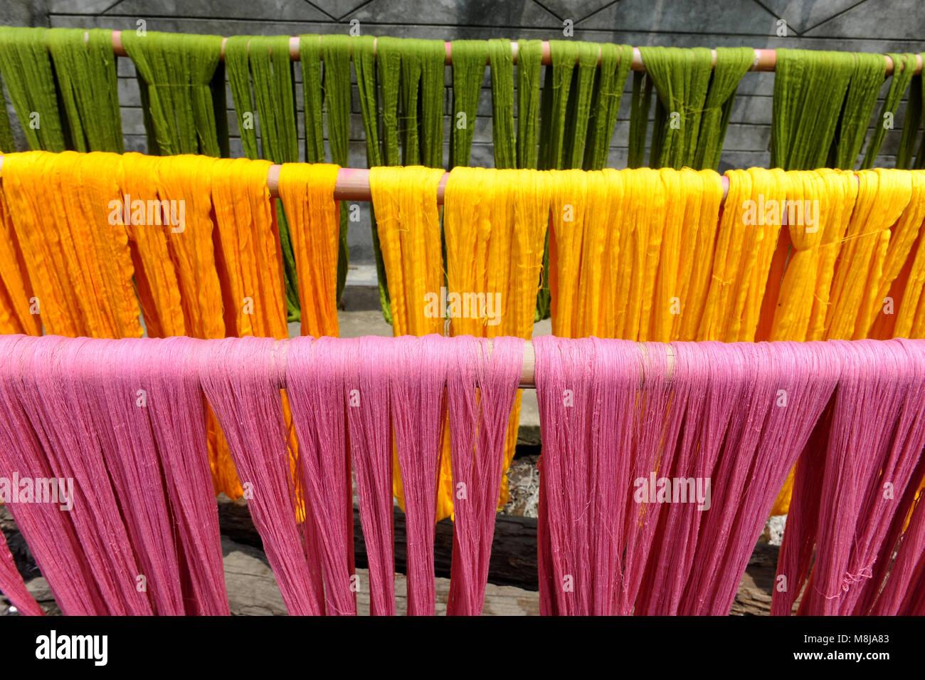 Bangladesh Factory Textile Stock Photos & Bangladesh Factory