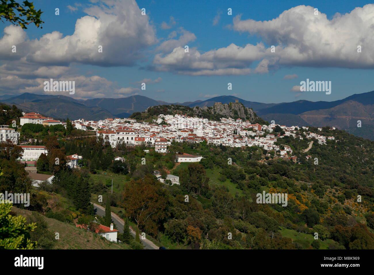 Gaucin, Spain Stock Photo