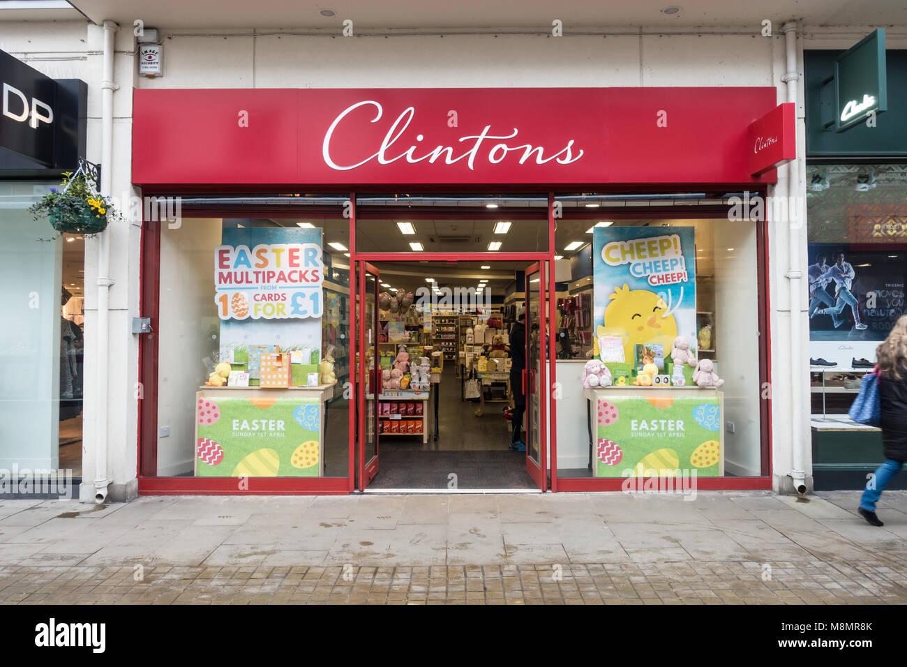 Greetings Card Shop Stock Photos Greetings Card Shop Stock Images
