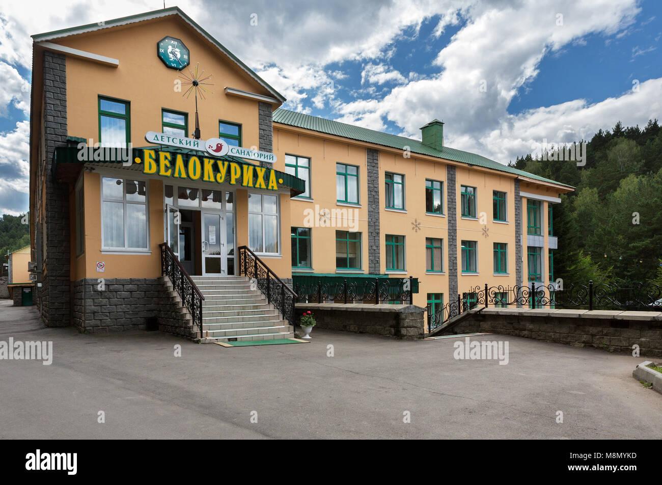 Sanatorium Katun, Belokurikha: description and reviews 34