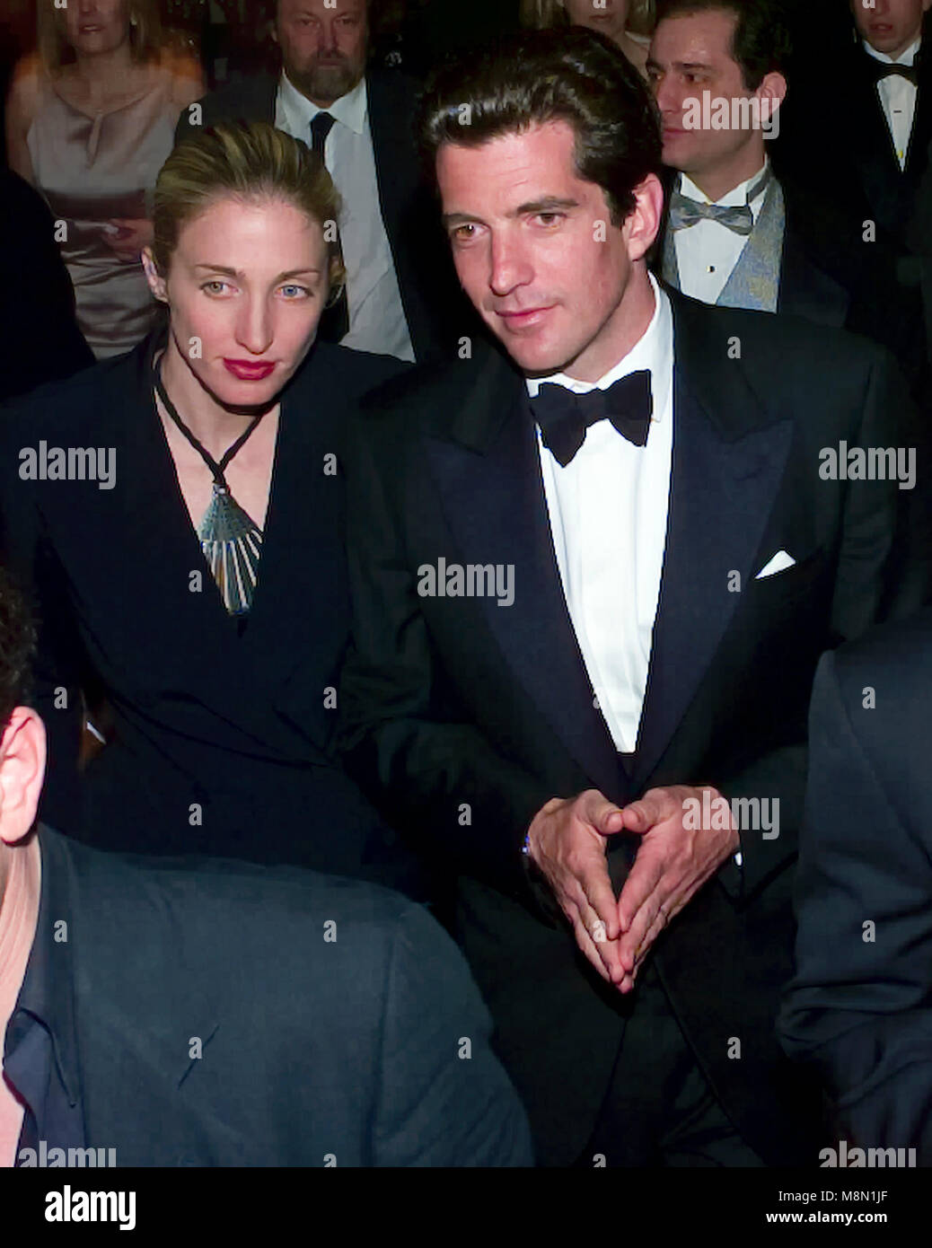 John F Kennedy Jr And His Wife Carolyn Bessette Kennedy Depart Stock Photo Alamy,Peaceful Bedroom Romantic Master Bedroom Paint Colors