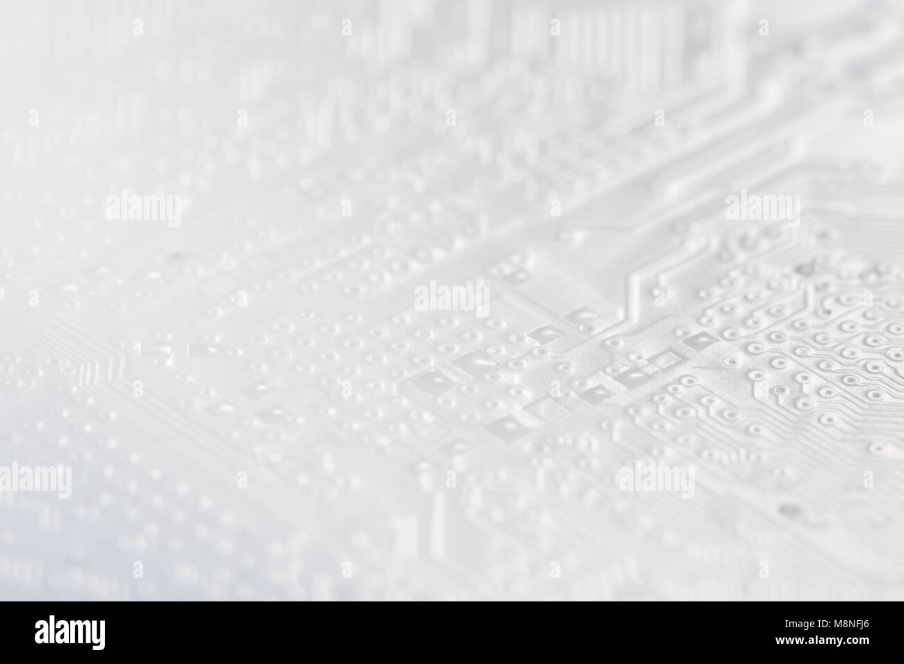 Electronic Circuit Background Stock Photo 177494190 Alamy Basics Of