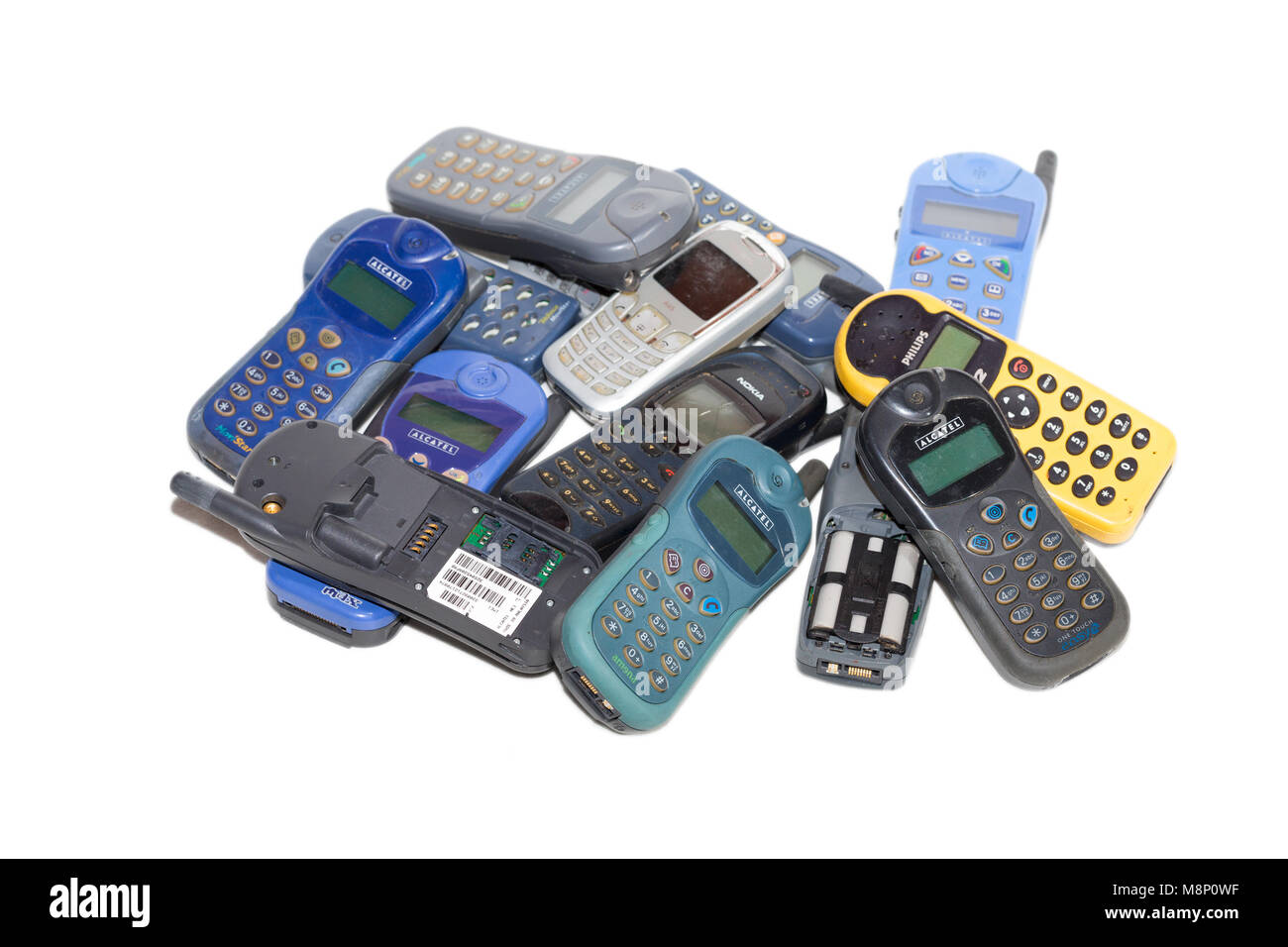 Alcatel High Resolution Stock Photography And Images Alamy