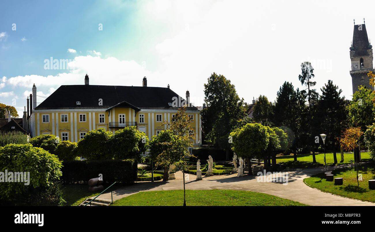 Perchtoldsdorf - Stock Image