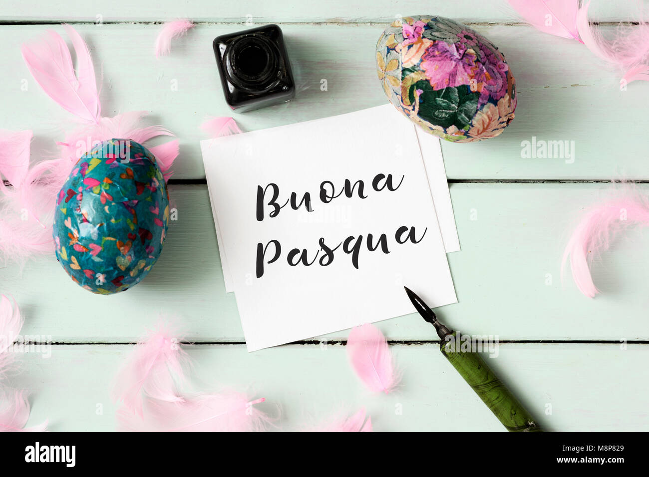 Buona Pasqua Stock Photos Buona Pasqua Stock Images Alamy
