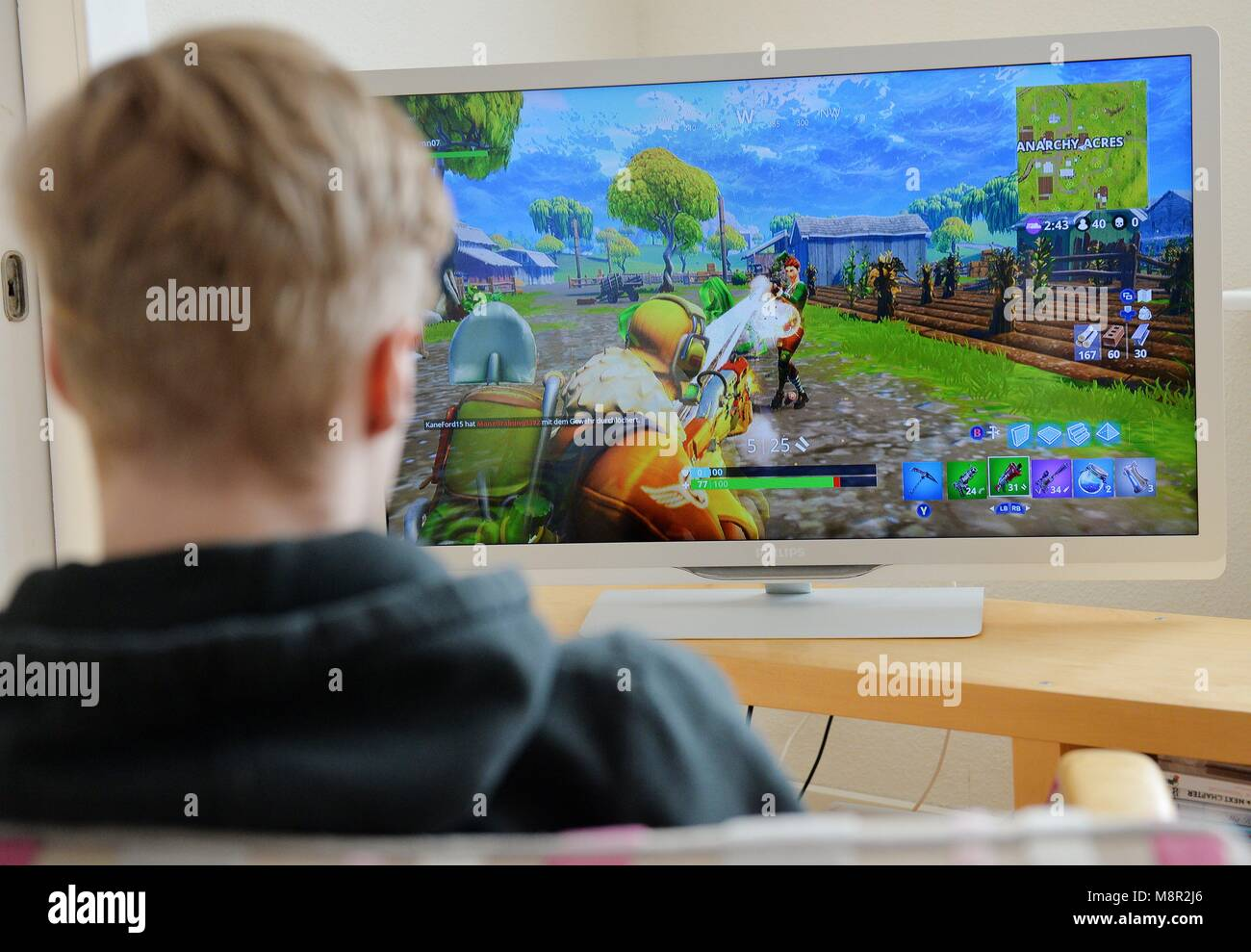 Fortnite Stock Photos Fortnite Stock Images Alamy