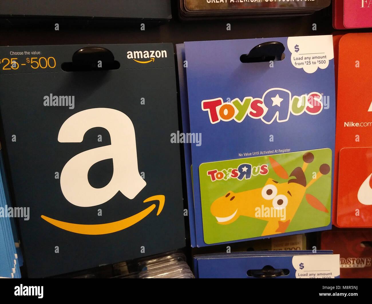 Amazon Gift Cards Stock Photos Amazon Gift Cards Stock Images Alamy