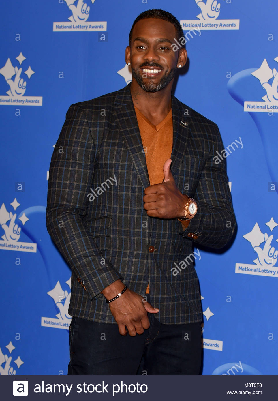 File Photo Dated  Of Richard Blackwood Who Is Departing From Eastenders After Three Years In The Soap