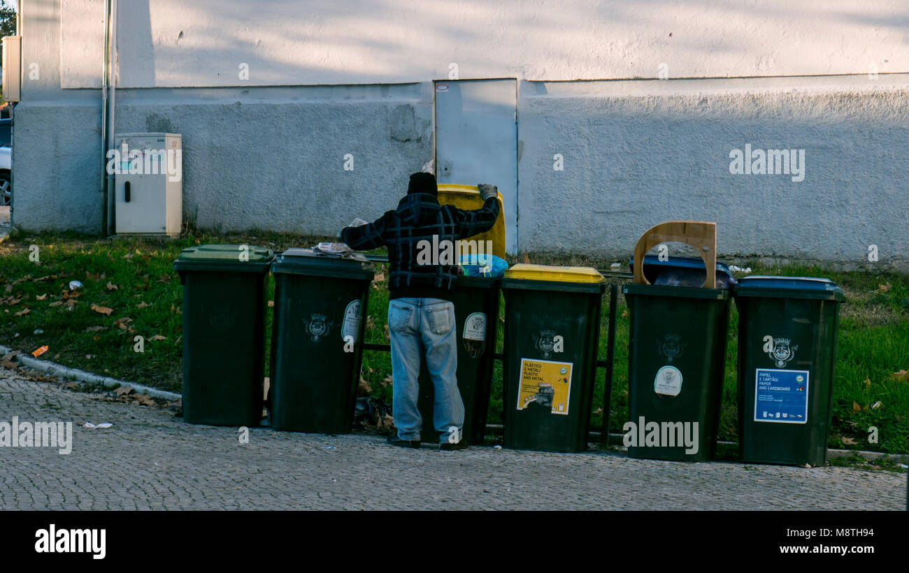 Dumpster And Man Stock Photos Amp Dumpster And Man Stock