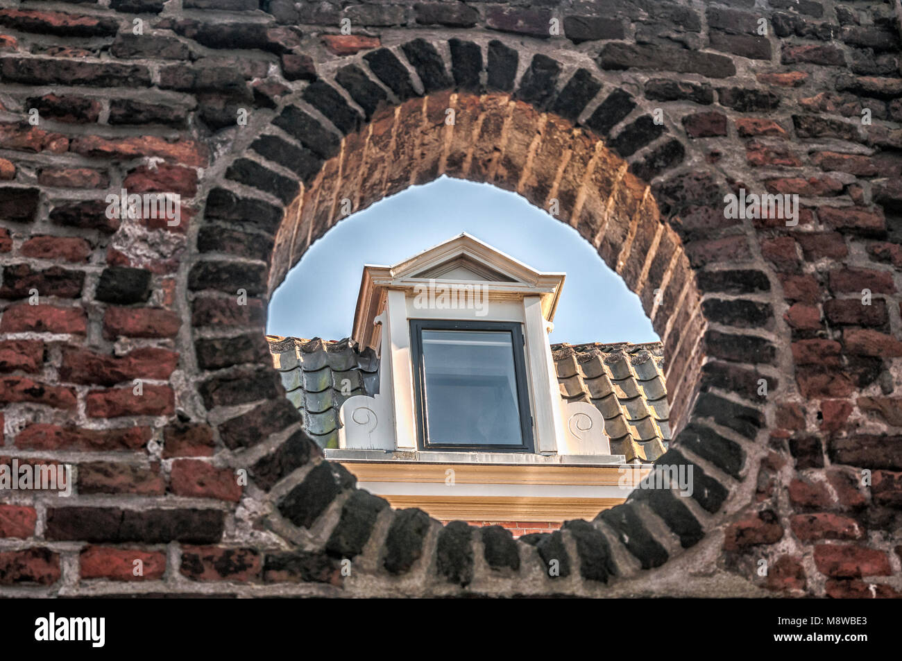 Oval Window Frame Stock Photos Oval Window Frame Stock Images Alamy