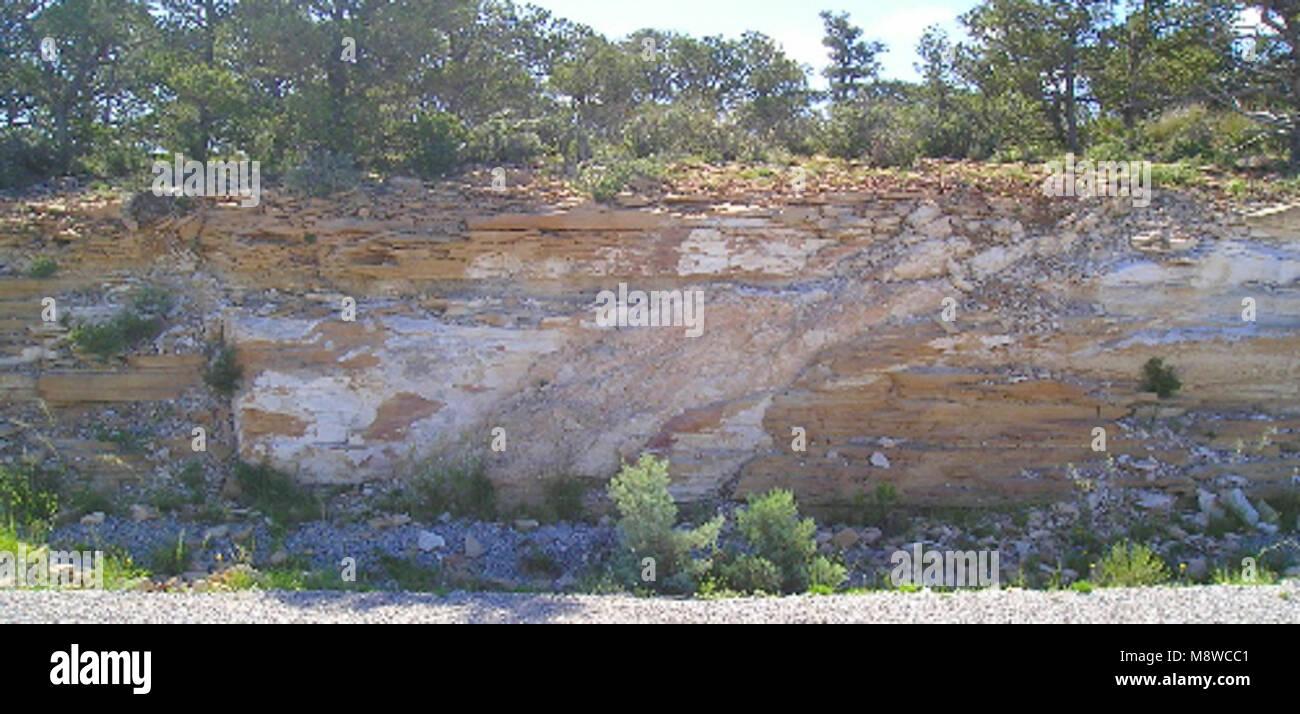 fault gouge datiranje u južnoj američkoj appalahiji