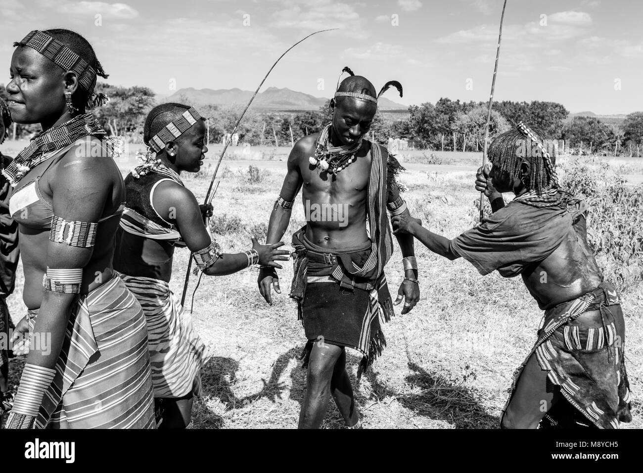 Black Bull White Women