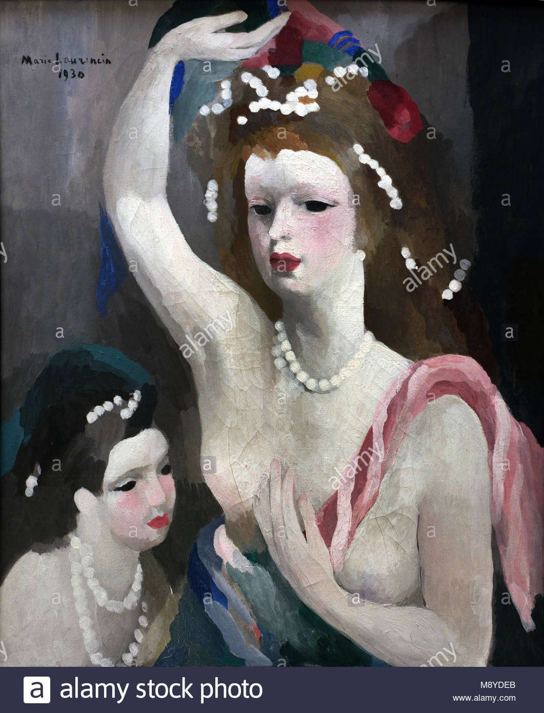 Judith 1930 Marie Laurencin 1883-1956 France, French, - Stock Image