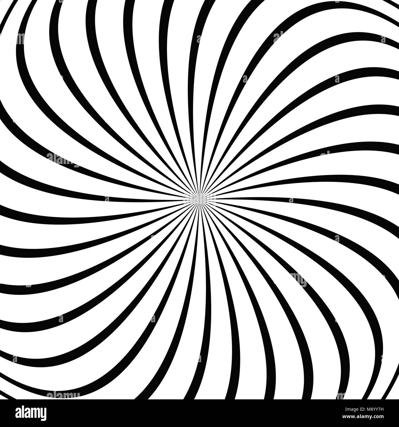 thin stripes stock vector images alamy Blue and Gold Background Texture spiral background vector design from twisting rays stock vector