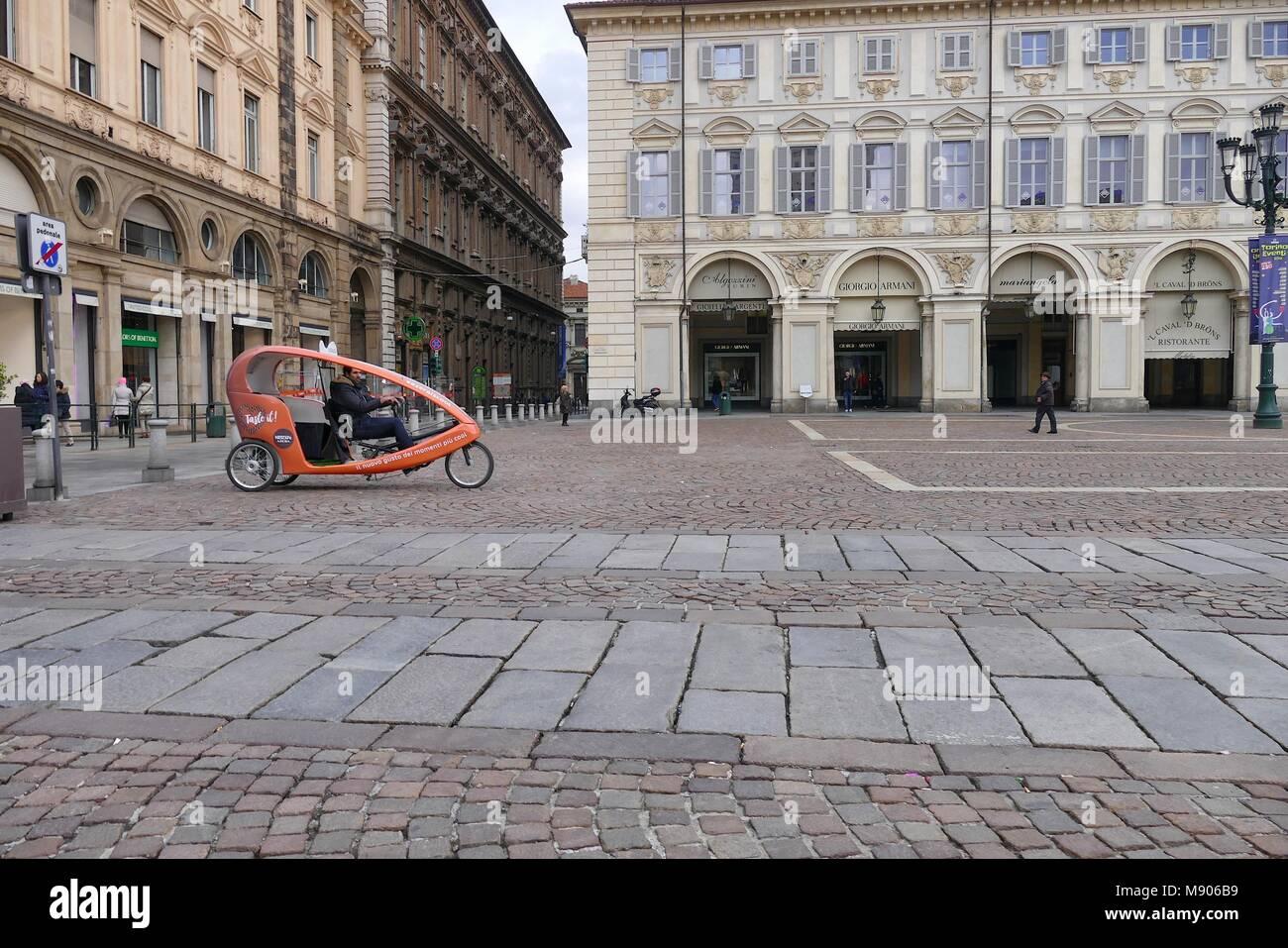 Edinburgh Rickshaw Tours