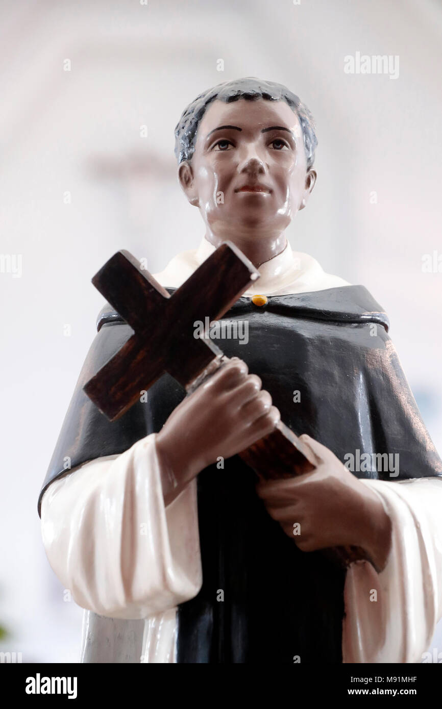 Saint Martin de Porres, was born in the city of Lima on December 9,