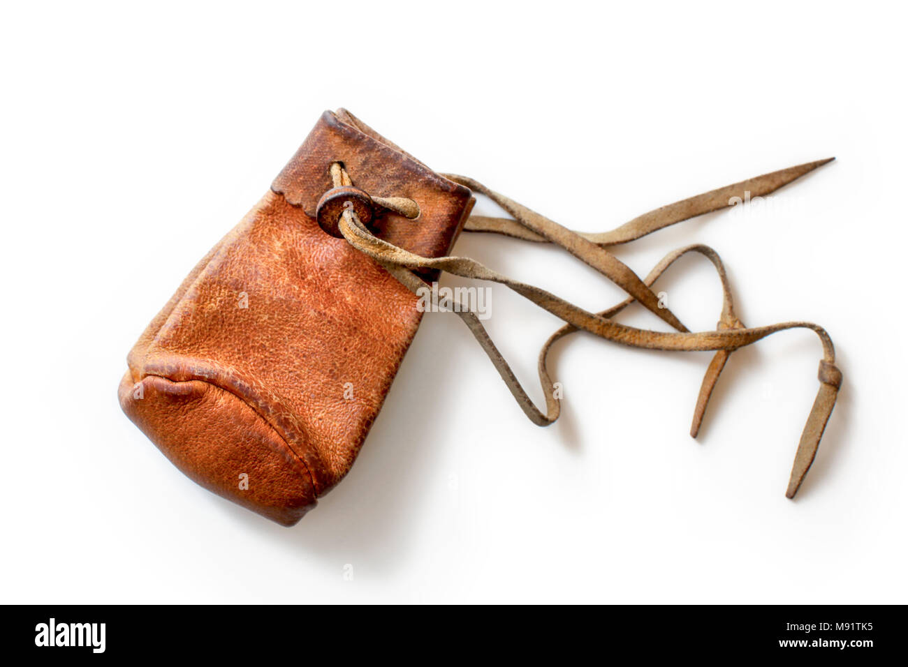 Leather Sack Stock Photos   Leather Sack Stock Images - Alamy bc93f99afc1ef